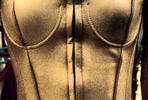 PISADAS. Olga Pericet / Ideas, texturas, bocetos, apuntes sobre el espectáculo Pisadas. Cía. Olga Pericet. Diseño de vestuario Yaiza Pinillos