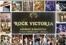 VICTORIA ROCK CLUB / MEMORIES