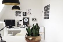 Office & Stationery inspiration by TMF / Working space inspiration & stationary design