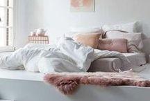 Bedrooms - Light pink