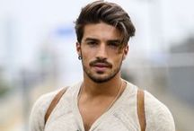 Hairstyles for Men 2016 / Featuring cool and edgy hairstyles for men in 2016.