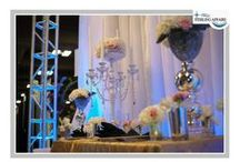 Wedding Floral Fantasy / Elegantly displayed and arranged to your specifications, Sterling Affairs will create your wedding flowers with exquisite detail. Call to create your dream arrangements. Phone: 512.261.0142
