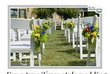 """Pioneer Farms / Big things are in store at Pioneer Farms, if you are planning on getting """"hitched"""" soon.  In the spring of 2012, our Sprinkle Corner entrance village, composed of historic buildings assembled into a small town of the late 1800's, will be putting the final touches on a wedding and reception area quite unlike any other in Texas."""