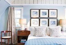 Bedrooms - Blue