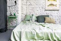 Bedrooms - Green