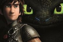 How To Train Your Dragon / Dreamweaver animation