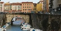 Tuscany / Florence | Pisa | Livorno | Siena | Viareggio | Lucca | Isola d'Elba