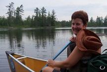 Faces of River Point Outfitting Co. / The passionate explorers River Point Outfitting Co. prepares for adventure in the Boundary Waters Canoe Area Wilderness and surrounding North Woods from our Ely, Minnesota headquarters. http://www.elyoutfitters.com/