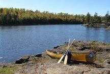Paddle the Quiet Side® / River Point Resort and Outfitting Co.'s canoes and kayaks are maintained for only the best North Woods paddling expereince. Connect with nature from on the water. http://www.elyoutfitters.com/bwca-canoe-trips-how-to-plan.htm
