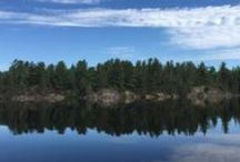 A Naturally Superior Destination® / The heart of the Superior National Forest adjacent to the BWCA is home to Ely, Minnesota's River Point Resort & Outfitting Co., as well as, breathtaking wilderness scenes difficult to come by anywhere else. http://riverpointresort.com/ely-minnesota-resorts-setting.htm