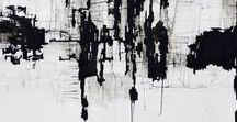 Kunst - zwart/wit