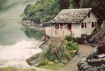 Homes - Cottage / by Debra Silnicki