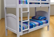 Going Bunk! / Bunk beds to choose from...
