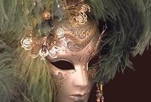 ๓ครqยeгค๔e ๓אรtเợยe / Masquerade, carnevale, mystical, masks