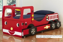 The Kid in Me / Children's themed furniture.