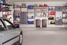 Garage & Auto / Get the household catch-all under control with garage storage and organization tips to take this space from a dumping ground to revved up and ready.