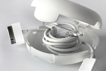 Electrical Cord Solutions / Keep those pesky electrical cords in place and tangle-free with these storage solutions.