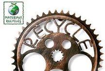 On adore les matériaux recyclés  / Une consommation équitable qui protège aussi l'environnement !