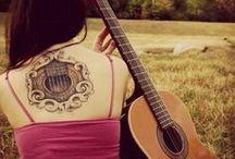 Tattooed / by Sarah Hawkins