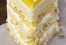 Cakes►Tortes / by Lady J