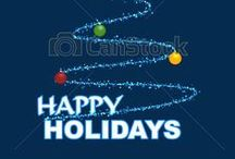 Christmas / Royalty free illustrations for commercial use