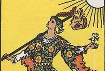 Tarot Fool / How the image of the Tarot Fool has changed over time.
