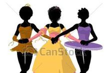 Ballet / Royalty Free Art for Commercial Use