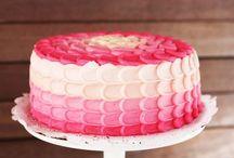 Cake Cake Cake / 21st birthday cake inspirations