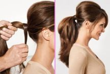 DIY - hairstyle tutorial / by ghd Italia