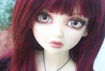 ԺԾʅʅ ɧԾՄՏe / Beautiful hauntingly realistic looking dolls.