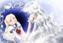 """Bishoujo Senshi Sailor Moon / ... abbreviated """"Sailor Moon"""""""