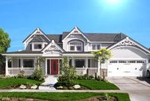 MAKE IT VICTORIAN / Located in Los Alamitos CA, Morey Remodeling transformed a standard, suburban house into the Victorian-style home the owners dreamed of.