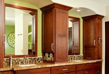SPA RETREAT REMODEL / Morey Remodeling Group helped a Long Beach couple remodel their master bath into the practical, yet luxurious spa retreat they craved.