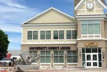 New Headquarters / by University Credit Union