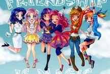 Friendship is Magic / mlp