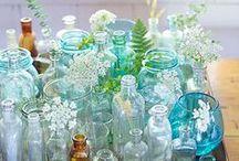 ßðttlê ¢olle¢tïðñ / Old glass, new glass, round shapes, long shapes. short or tall - bottle collection