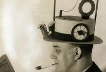 Crazy Inventions / Unusual inventions, some of which we've modified using current technology