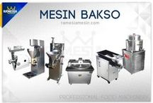 Mesin Bakso Ramesia / Distributor Food Processing and Packaging Machine