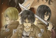 Attack On Titan- Shingeki No Kyojin / This is one of the BEST ANIME I HAVE EVER WATCHED!!!