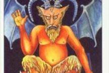 Tarot The Devil / Tarot The Devil