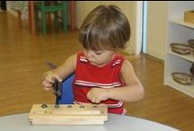 What is Practical Life? / The purpose and aim of Practical Life is to help the child gain control in the coordination of his movement, and help the child gain independence.