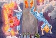 Tarot The Tower / Tarot The Tower