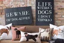 DIY Pet Friendly Home Decor / Pet friendly home decor.