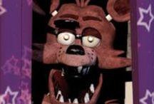 Foxy killed the kid / Oh god why Freddy