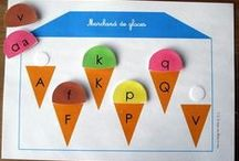 Alphabet / by Catherine Maternelle