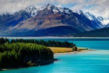 New Zealand / NZ is a tangible wonderland offering one of the most varied and spectacular series of landscapes with a culture that is rich, dynamic and not simply locked away in museums, it's everywhere you look.