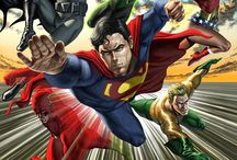 DC Comics favorite art, images, and swag. / by Richard Remigio