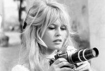 Icons: Brigitte Bardot