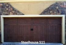 Brand New Garage Doors / Check out some of the beautiful garage doors we have to offer. Choose your door today, have it installed tomorrow!