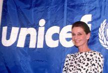 Audrey of UNICEF goodwill ambassador